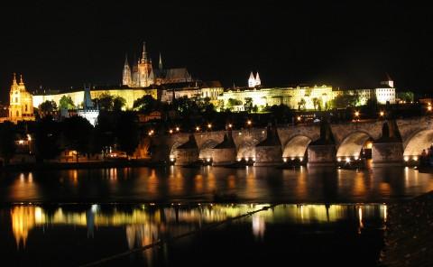 Prague Castle, August, 2007