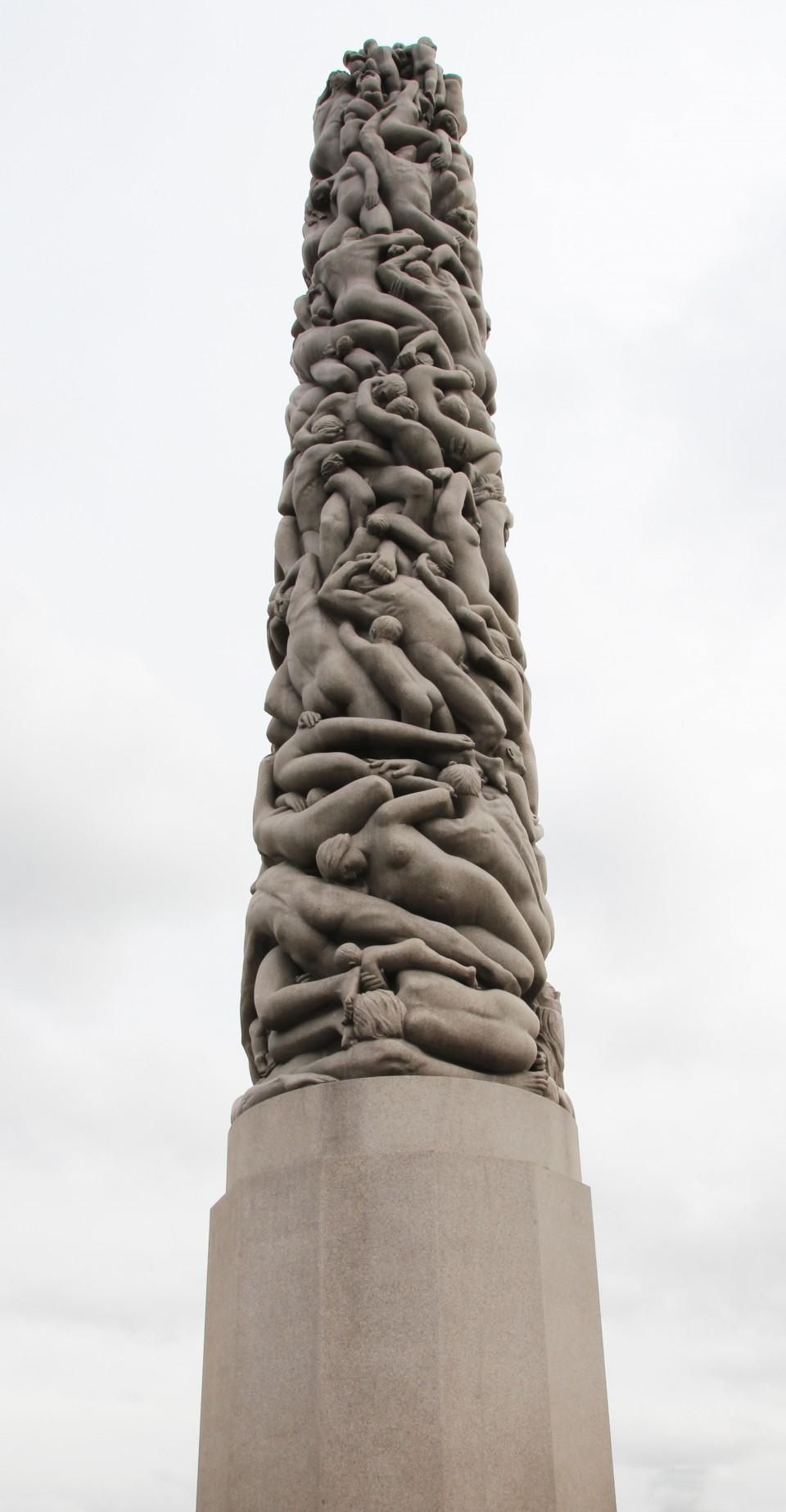 Frogner monolith