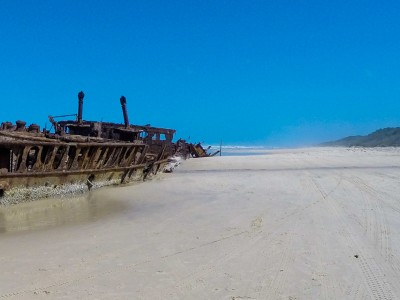 Fraser Island, and the Power of People