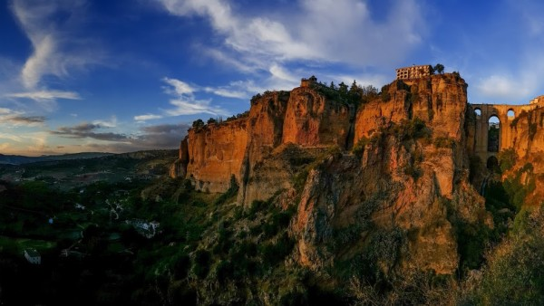 Ronda Spain by Geoffrey Morrison